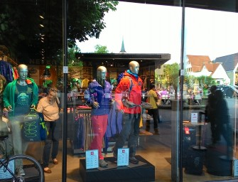 The North Face Outlet in Metzingen